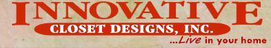 Innovative Closet Designs Inc