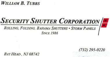 Security Shutter Corporation