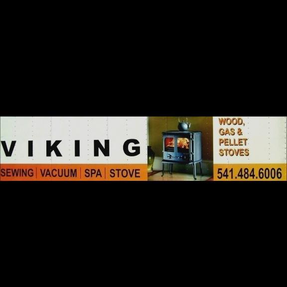 Viking Sewing Vacuum Spa & Stove
