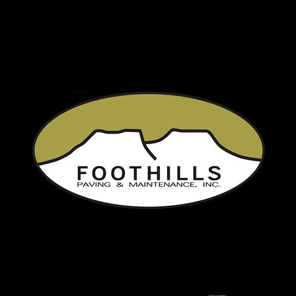 Foothills Paving & Maintenance Inc