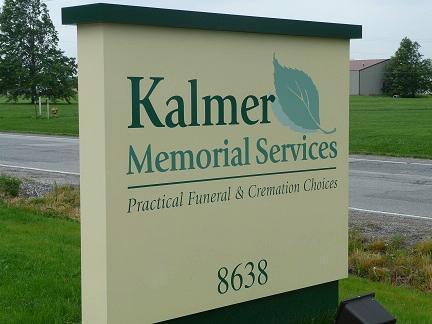 Kalmer Memorial Services
