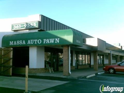 Massa Auto Pawn
