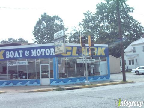 Clark Boat & Motor Co