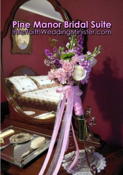 IL Wedding Officiant Rev Pamela & Pine Manor