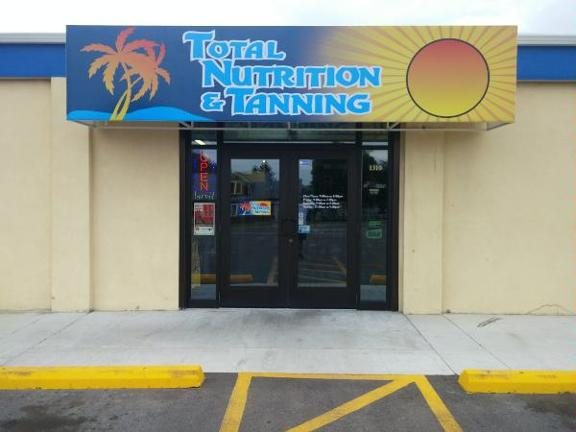Total Nutrition & Tanning