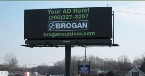 Brogan Outdoor Advertising Inc