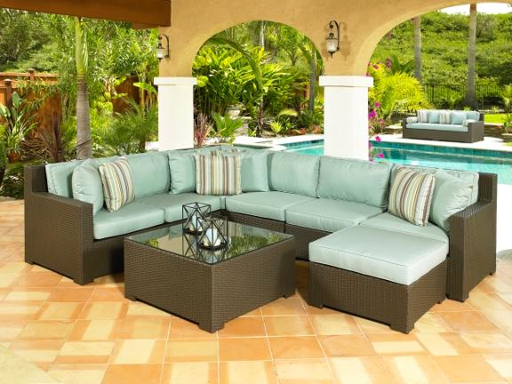 Palm casual patio furniture orlando fl 32804 for Outdoor furniture orlando