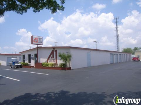 A-1 Shelters Self Storage Inc