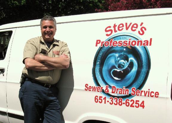 Steve's Professional Sewer & Drain Service