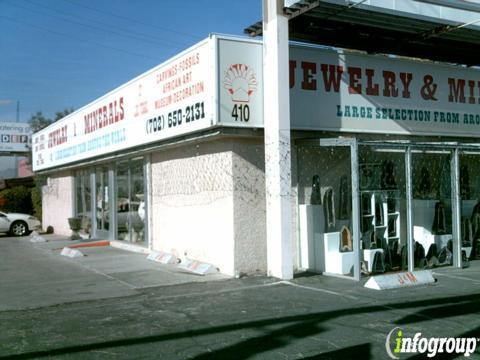 Jewelry & Minerals Of Las Vegas