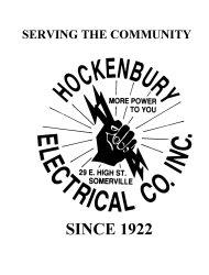 Hockenbury Electrical Co Inc Office