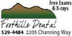 Foothills Dental Care