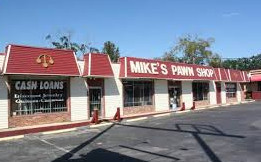 Mike's Pawn Shop