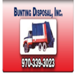 Bunting Disposal