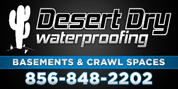 Desert Dry Waterproofing