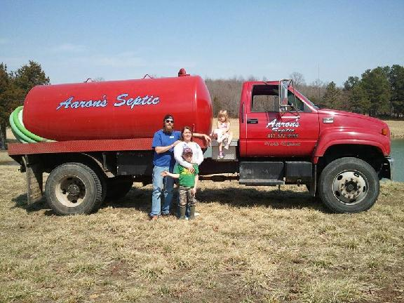 Aaron's Septic Pumping