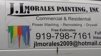 JL Morales Painting Inc