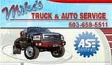 Mike's Truck and Auto Service