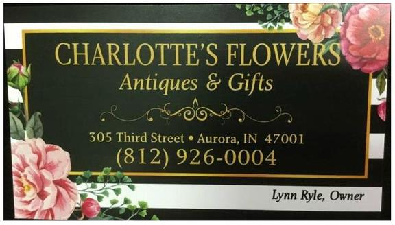 Charlotte's Flowers and Antiques
