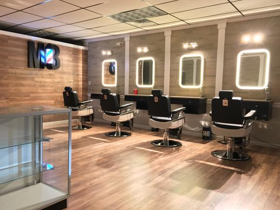 Meet The Barber Gentlemen Lounge