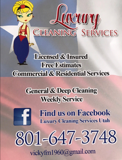 Luxury Cleaning Services