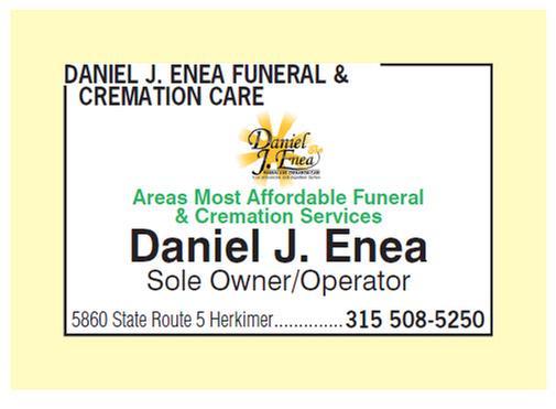 Daniel J. Enea Funeral & Cremation Care