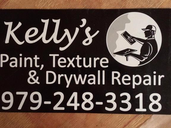 Kelly's Paint Texture & Drywall