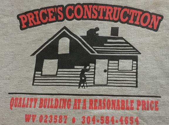 Price S Contracting Llc In Clarksburg Wv 26301