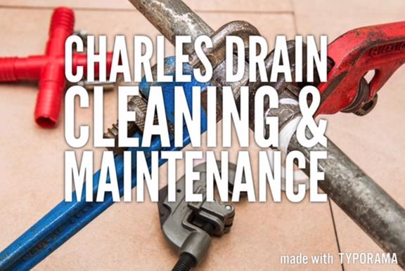 Charles Drain Cleaning & Maintenance