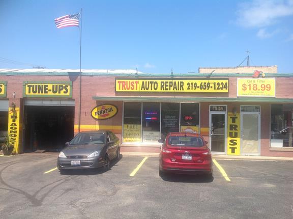 Trust Auto Repair, Llc