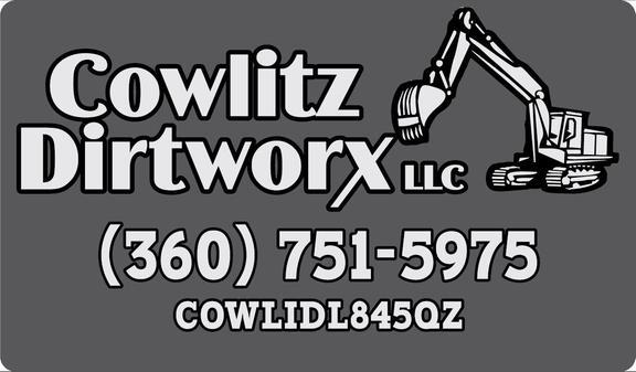 COWLITZ DIRTWORX LLC