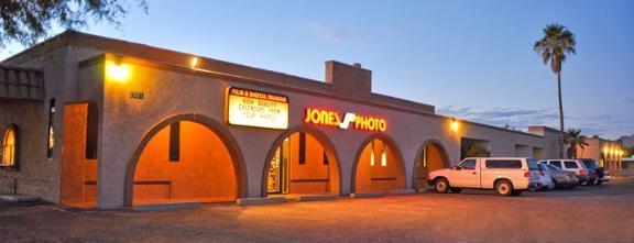 Jones Photo Inc