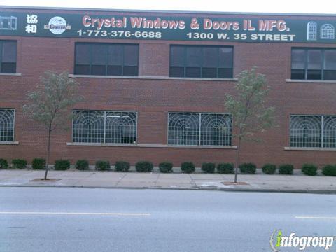Crystal Windows & Doors IL MFG