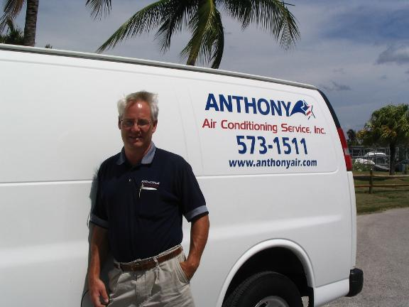 Anthony Air Conditioning Service