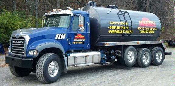 Randy Mastin Septic Tanks Cleaning Service