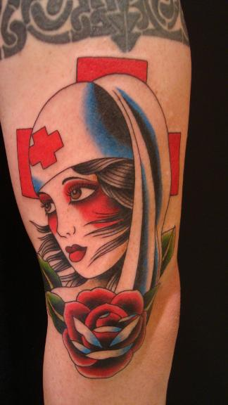 Slave To The Needle Tattoo