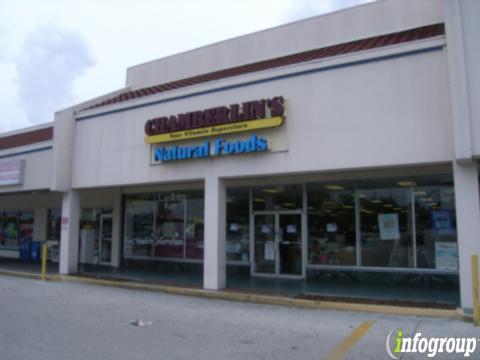 Chamberlin Natural Foods - Winn-Dixie Plaza