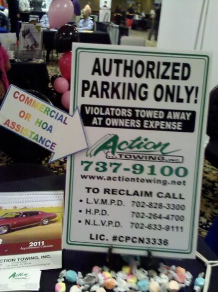 AA Action Towing Inc