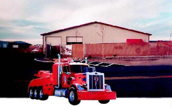 Roger's  Auto & Truck Towing