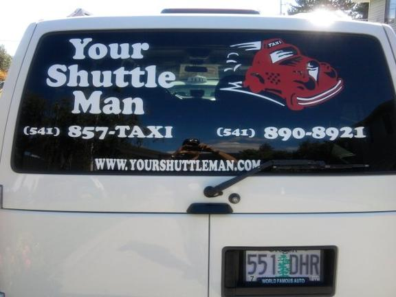 Your Shuttle Man