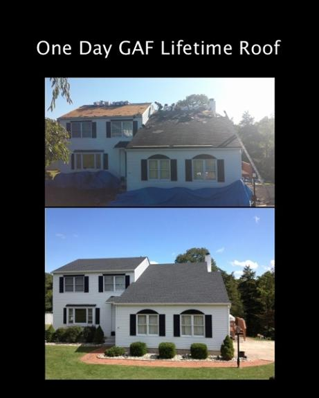 Padovani Roofing Roof Cleaning & Construction