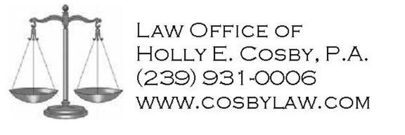 Holly E Cosby Law Office