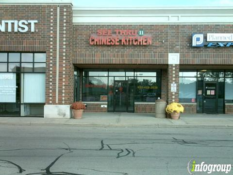 Thru Chinese Kitchen Naperville IL