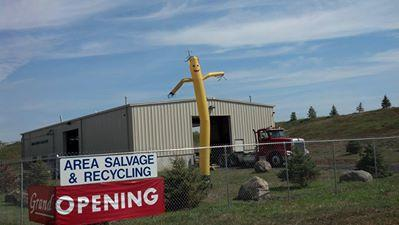 Area Salvage and Recycling
