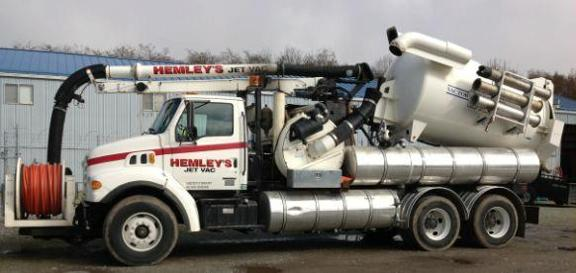 Hemley's Septic Tank Cleaning