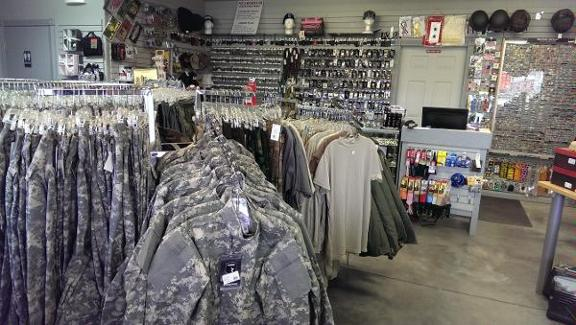 Military Outlet LC