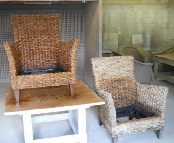 Wicker And Rattan Services | Naples, FL 34109 | Furniture Caning