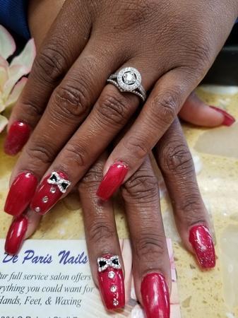 De Paris Nails | West Saint Paul, MN 55118 | Nail Salons