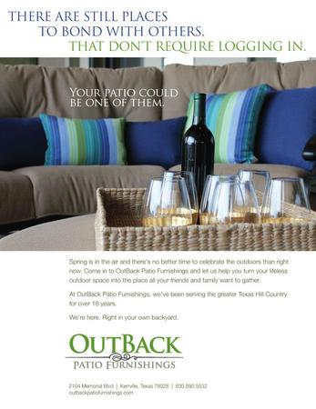 OutBack Patio Furnishings   Kerrville | Kerrville, TX 78028 | Chairs
