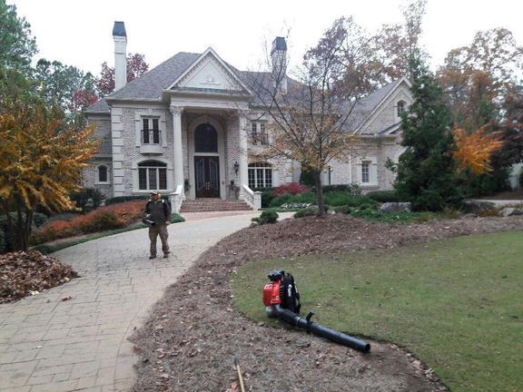 Carlos Granados Landscaping U0026 Tree Service   Lawrenceville, GA 30044    Landscape Contractors